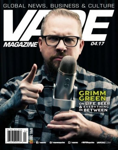 VAPE Magazine - April 2017
