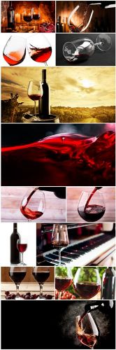 Red wine - 13UHQ JPEG