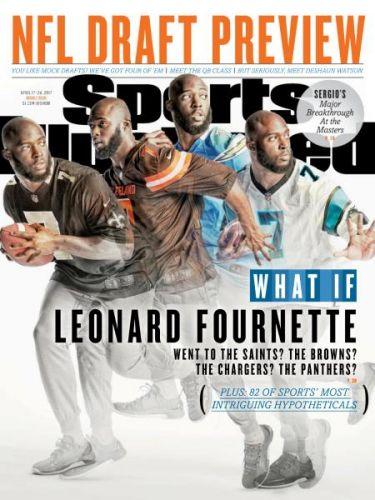 Sports Illustrated USA - April 17-24, 2017