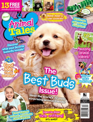Animal Tales -- April 2017
