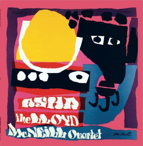 The Lloyd McNeill Quartet - Asha (Remastered) (19692017)