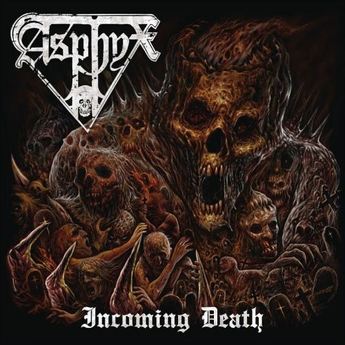 Asphyx - Incoming Death (2016)