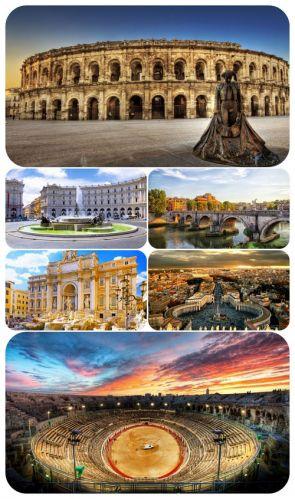 21 Rome - Wallpaper pack