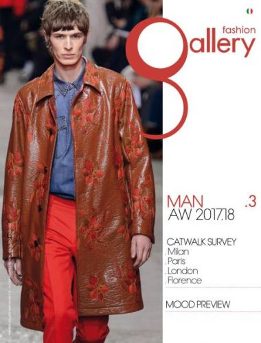 Fashion Gallery Man - Issue 3 - Fall-Winter 2017-2018