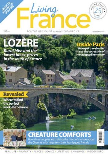 Living France -- April 2017 (True PDF)