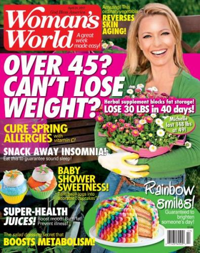 Woman's World USA -- April 24, 2017