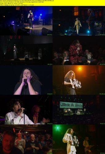Weird Al Yankovic Live The Alpocalypse Tour 2011 BRRip XviD MP3-RARBG