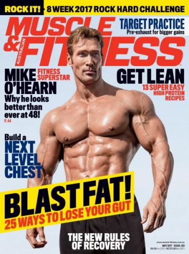 Muscle & Fitness Australia - Issue 351 - May 2017