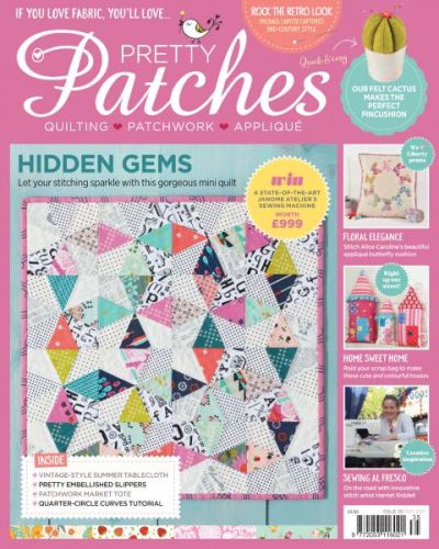 Pretty Patches Magazine - Issue 35 2017