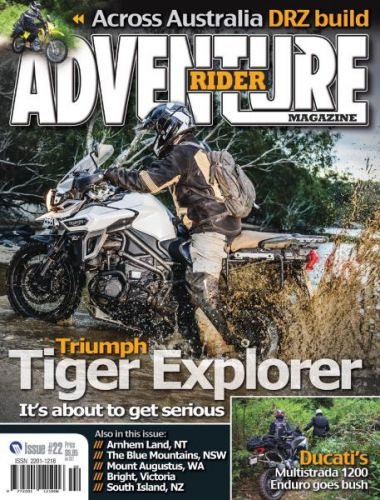 Adventure Rider Magazine - Issue 22 - April-May 2017