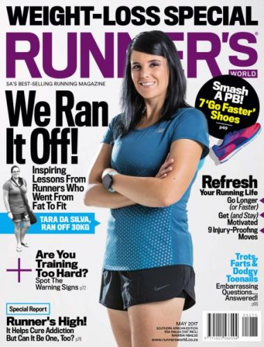Runner's World South Africa -- May 2017