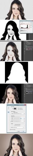 Background Remover Action for Photoshop