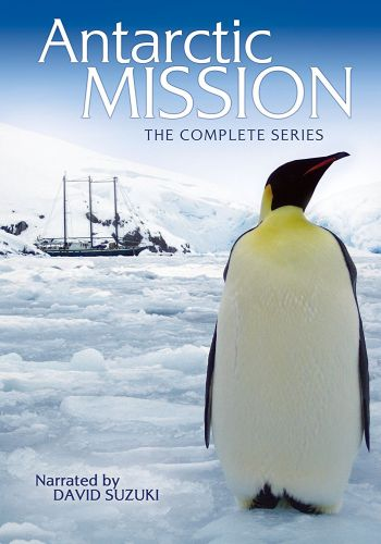 Antarctic Mission Islands at the Edge (2007) BRRip XviD MP3-RARBG