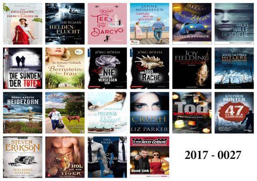Box 2017 0027 - eBooks verschiedene Genre
