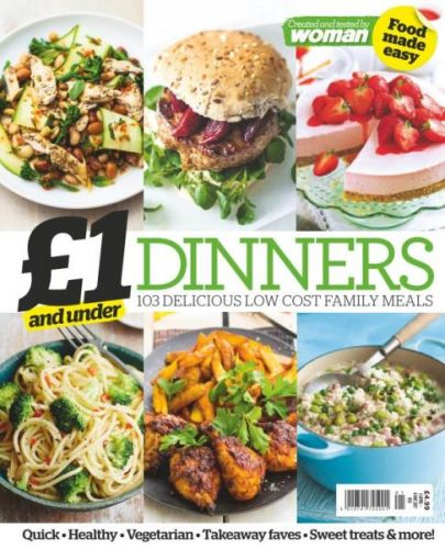 Woman Special Series - One Pound Dinners 2017