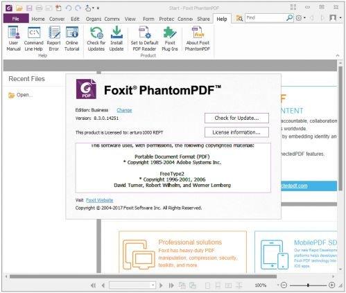 foxit pdf editor 64 bit