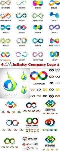 Vectors - Infinity Company Logo 4