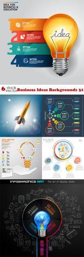 Vectors - Business Ideas Backgrounds 31