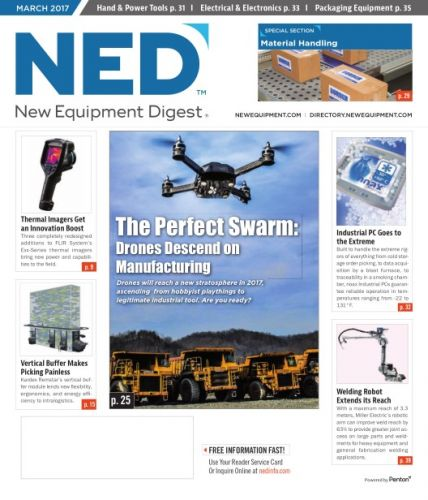 New Equipment Digest - March 2017