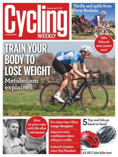 Cycling Weekly - April 13, 2017