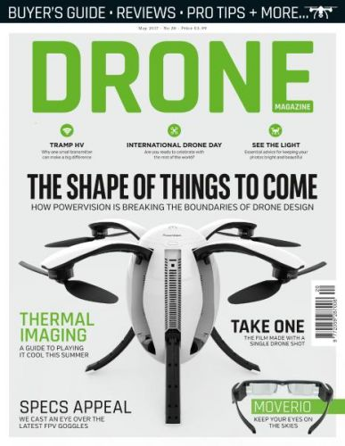 Drone  May 2017