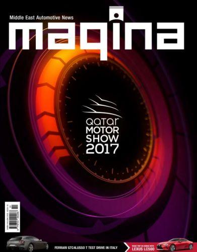 Maqina Magazine - April-May 2017