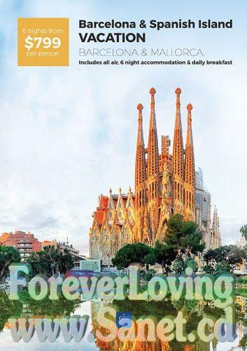 Fleetway - Barcelona And Spanish Island Vacation, Barcelona And Mallorca, Spain