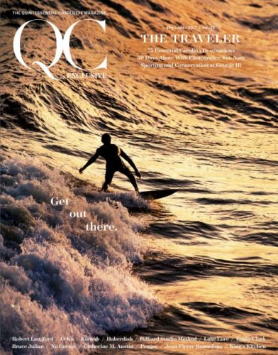 QC Exclusive Magazine -- April-May 2017
