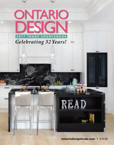 Ontario Design - Trade Sourcebook 2017