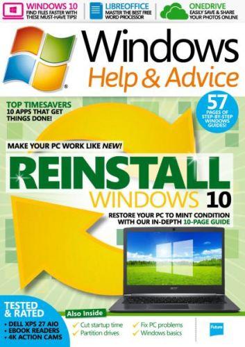 Windows Help & Advice  May 2017