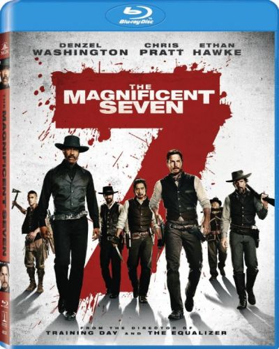 The Magnificent Seven 2016 MPEG-4 [DaScubaDude]