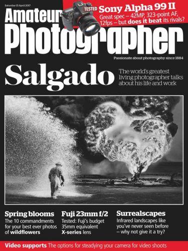 Amateur Photographer -- 15 April 2017