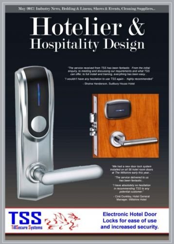 Hotelier & Hospitality Design - May 2017