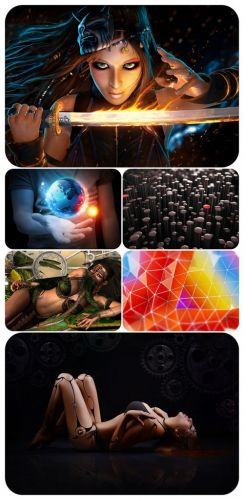 3D graphics wallpaper collection Part 51