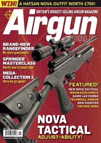 Airgun World -- May 2017