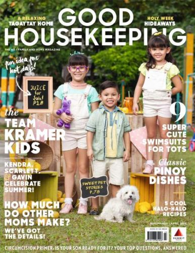 Good Housekeeping Philippines -- April 2017