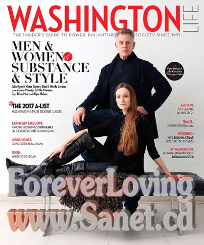 Washington Life Magazine - April 2017