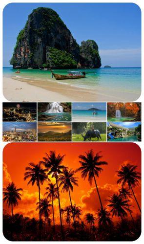 Desktop wallpapers - World Countries (Thailand)