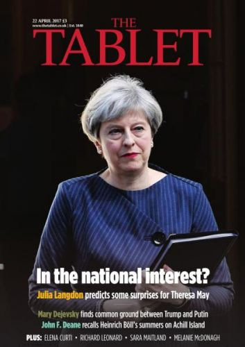 The Tablet -- 22 April 2017
