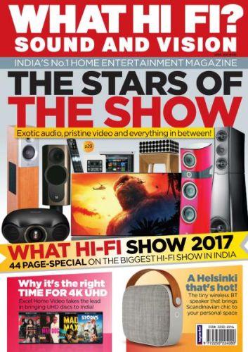 What Hi-Fi India -- April 2017