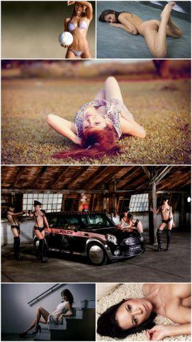 Wonderful Girls (Pack 847)