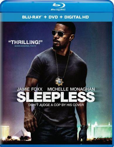 Sleepless 2017 BDRip 720p X265 Ac3-GANJAMAN