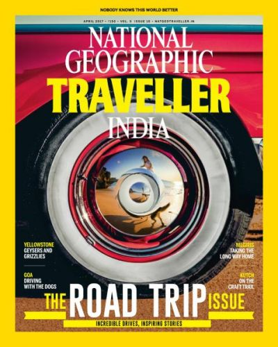 National Geographic Traveller India -- April 2017