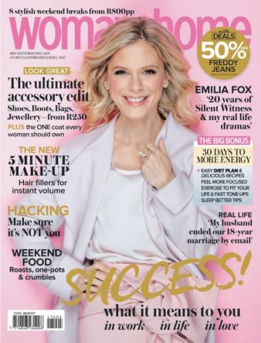 Woman & Home South Africa -- May 2017