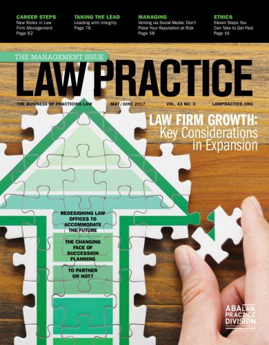 Law Practice - May/June 2017