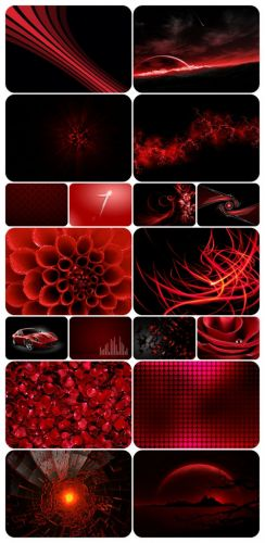 62 Red Wallpapers
