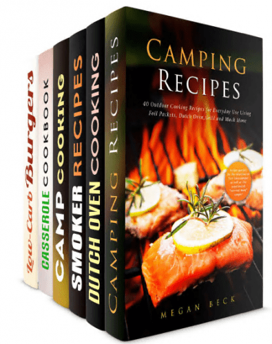 Cooking Outdoors Box Set (6 in 1)