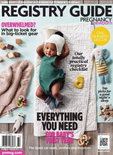 Pregnancy & Newborn - Registry Guide, Spring 2017