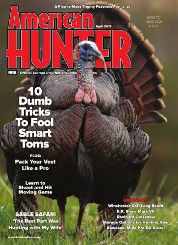 American Hunter April 2017