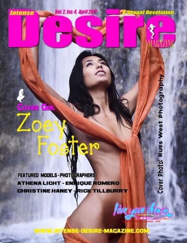 Intense Desire Magazine - April 2017